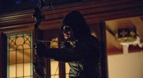 Arrow Season 2 Video Interview: Stephen Amell Part 2