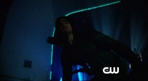 "Arrow: Screencaps From A ""Crucible"" Preview Clip"