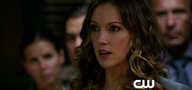 """Arrow: Screencaps From The """"Identity"""" Preview Trailer"""