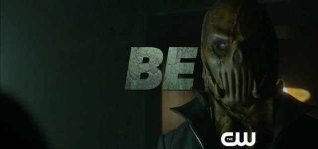 Who Was That Guy In The Mask At The End Of Tonight's Arrow?