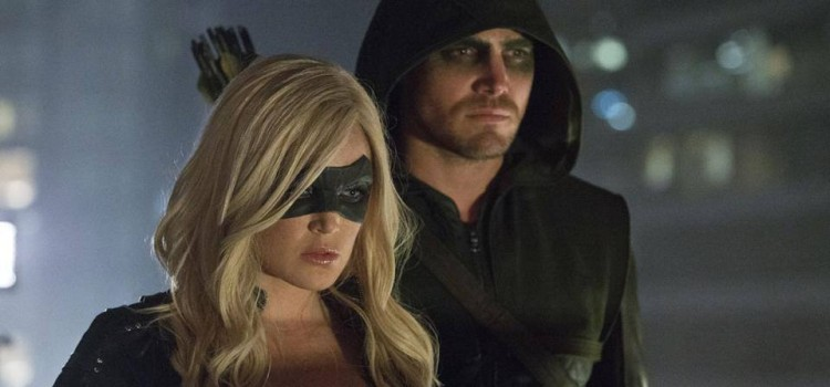 Stephen Amell Posts The First Images Of Green Arrow & Black Canary