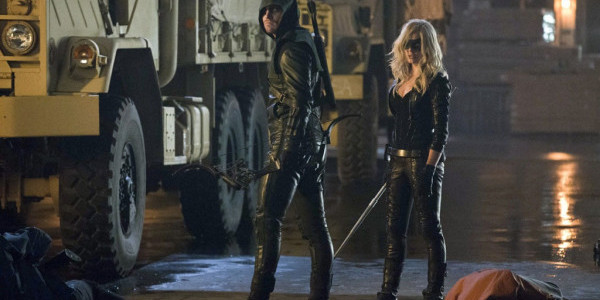 "Arrow #2.4 ""Crucible"" Images! Black Canary Is Here!"