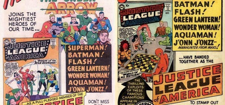 Is Stephen Amell Trying To Tell Us Something About Arrow & The Justice League?