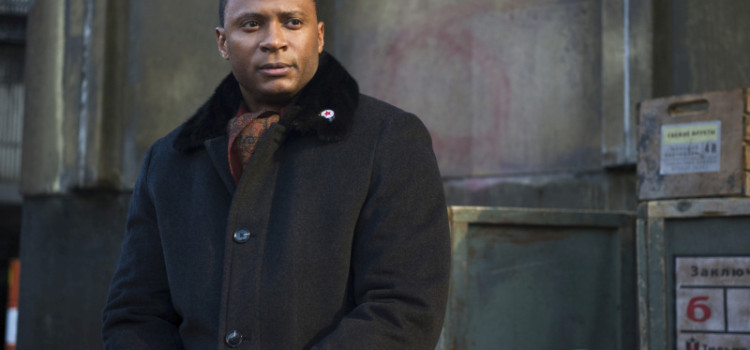 Arrow Interview: David Ramsey On Tonight's Big Episode For Diggle