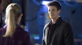 """Grant Gustin & The Arrow Team Preview """"The Scientist"""""""