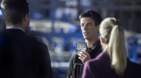Barry Allen (The Flash) On Arrow Tonight: Here's Everything You Need