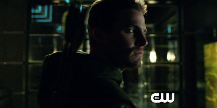 "Arrow ""State v. Queen"" Promo Screencaps: The Count Is Back!"