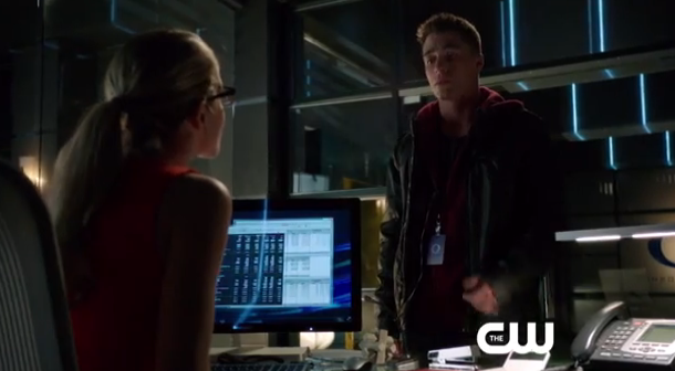 "Arrow: ""Blood Rush"" Minisode #1 Now Online"
