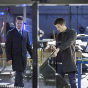 "Arrow: Preview Clip From ""The Scientist"""