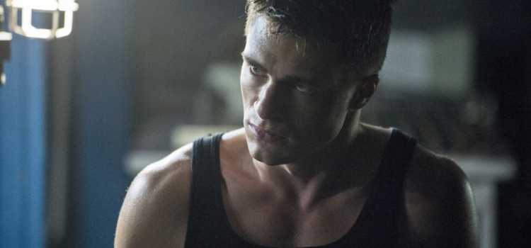 Interview: Colton Haynes On Roy's Changing Alliance With The Arrow