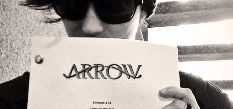 "Arrow Episode #2.14 Is Called ""Time Of Death"""
