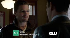 "Arrow: Screencaps From The ""Blast Radius"" Promo Trailer!"