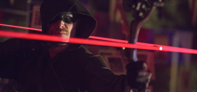 "Interview: Marc Guggenheim Previews Arrow's ""Blast Radius"" & Beyond"