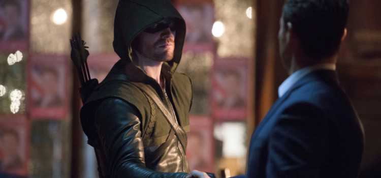"Arrow #2.10 ""Blast Radius"" Recap & Review"
