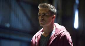 "Arrow #2.12 ""Tremors"" Official Images: Training For Roy, Drama On The Island"