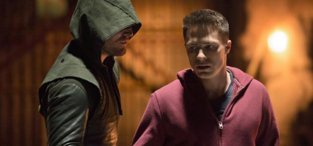 """Arrow #2.12 """"Tremors"""" Recap & Review"""