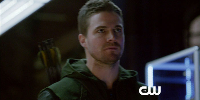 """Arrow: Screen Captures From A """"Blast Radius"""" Preview Clip"""