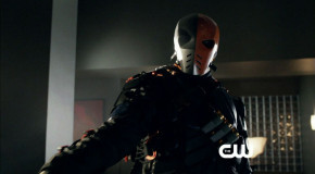 "Arrow ""Blind Spot"" Promo Screencaps: With Deathstroke!"