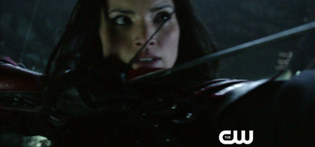 """Arrow: Screencaps From The """"Heir To The Demon"""" Promo Trailer"""