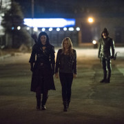 Arrow Producers Talk About The Nyssa & Black Canary Connection