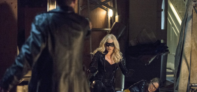"Arrow: Preview Clip For ""Time Of Death"""