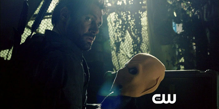"Arrow: Screen Captures From The ""Time Of Death"" Promo Trailer"