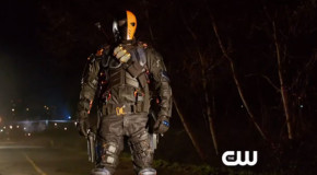 "Arrow ""Deathstroke"" Extended Promo Screen Captures!"
