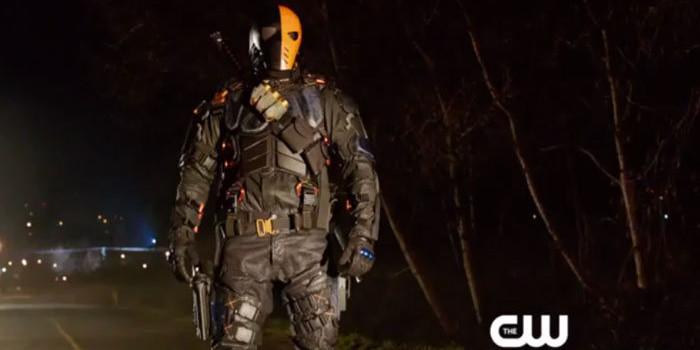 "Arrow ""Deathstroke"" Extended Promo Screen Captures!"
