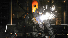 "Team Arrow vs. Deathstroke: ""The Man Under The Hood"" Preview Clip"