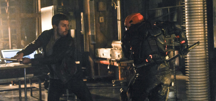 "Arrow #2.19: ""The Man Under the Hood"" Recap & Review"