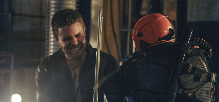 "Arrow Ratings: ""The Man Under The Hood"""
