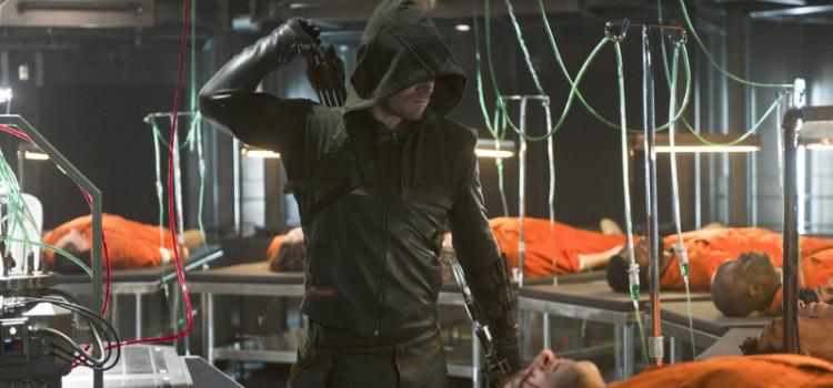 """Arrow Spoilers: """"City Of Blood"""" Official Description"""