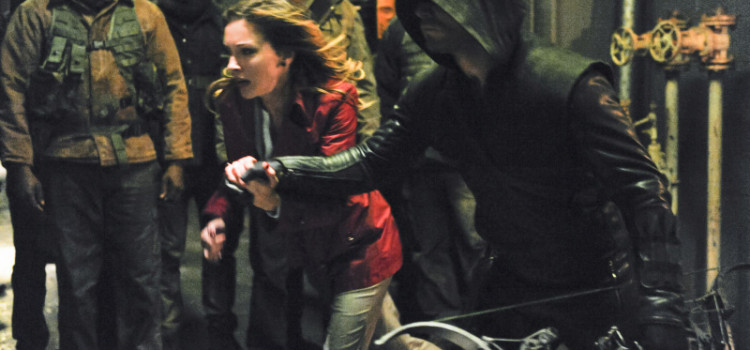 """Arrow Spoilers: """"City Of Blood"""" Official Promo Images"""