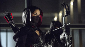 The First Official Photo From The Arrow Season Finale – With A Returning Guest