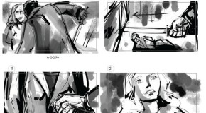 Marc Guggenheim Shares The Storyboard For… THAT Scene (Spoiler)