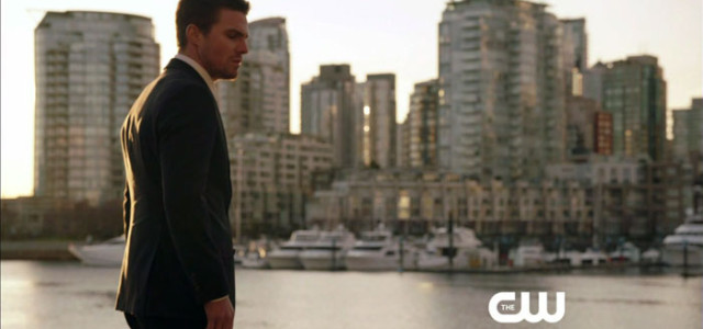 "Arrow: Screencaps From The ""City Of Blood"" Promo Trailer"