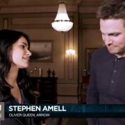 Exclusive Outtake: Stephen Amell On DC All Access