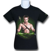 Another Official Arrow T-Shirt Is Now Available