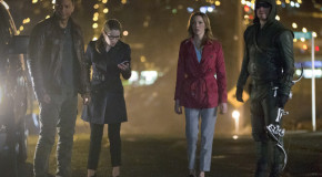 "Arrow: Official Photos From ""Streets Of Fire"""