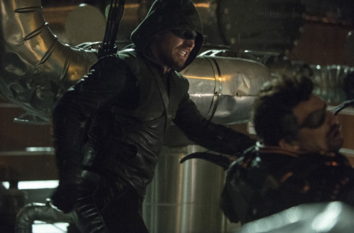 Tonight: It's Time For The Arrow Season Finale!