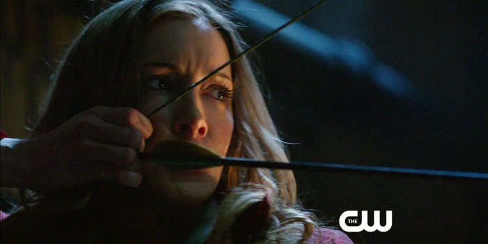 "Arrow: Screencaps From A ""Streets Of Fire"" Preview Clip"