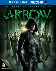 Arrow Season 2 Hits Blu-Ray & DVD September 16