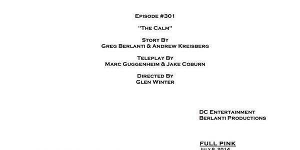 Arrow Season 3 Premiere Title Revealed!