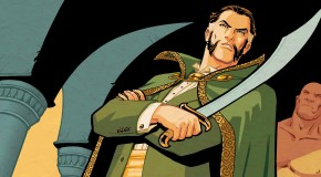 Matt Nable Cast As Ra's al Ghul On Arrow!
