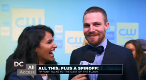 New DC All Access Video: Featuring The Cast Of Arrow