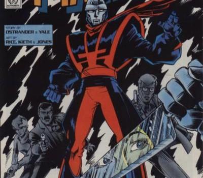 Arrow Casts [Another] Manhunter