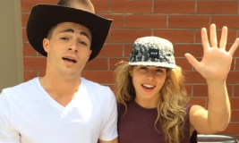 Hey, Other Celebrities: Colton & Emily's ALS Ice Bucket Video Is Probably Better Than Yours