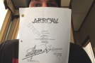Stephen Amell Is Auctioning Arrow Scripts For Charity