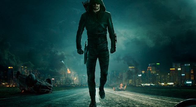 Arrow Season 3: Marc Guggenheim On Identity, A First Kiss, Arsenal & H.I.V.E.