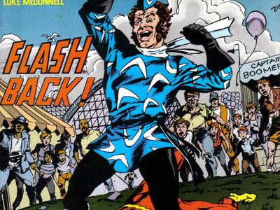 Arrow Casts Another Spartacus Actor – As Captain Boomerang